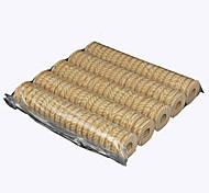 economico -Tavolette dentate per lenze 100 pcs Per la pesca Portatile Plastica Pesca di mare Pesca di acqua dolce Pesca dilettantistica
