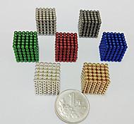 abordables -216 pcs Jouets Aimantés Boules Magnétiques Blocs de Construction Aimants Magnétiques Super Forts Aimant Néodyme Aimant Haute qualité Adulte Garçon Fille Jouet Cadeau