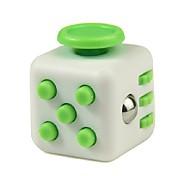 abordables -fidget cube doigt main top magie squeeze puzzle cube classe travail maison edc ajouter adhd anti anxiété soulagement du stress dépoli surface magie cubes soulagement du stress ramdon couleur