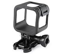 economico -Smooth Frame Conveniente Per Videocamera sportiva Gopro 4 Session Gopro 2 Campeggio e hiking Caccia Sci ABS