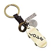 abordables -Porte-clés Porte-clés Métal 1 pcs Pièces Unisexe Cadeau