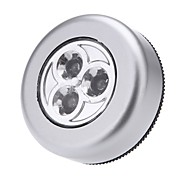 economico -Luce notturna a LED Credenza Armadio Armadio da cucina Contemporaneo moderno Batterie AAA alimentate 1 pc