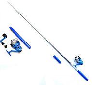 economico -Canna da pesca Canna ISO 100 cm Livello professionale Antiscivolo Lusso Pesante (H) Pesca di mare Pesca a mosca Pesca a ghiaccio