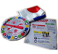 economico -Gioco Twister Plastica concorrenza Per bambini Unisex Giocattoli Regali