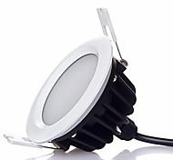 abordables -zdm 1pc étanche gradation haute qualité épaississement 7w 500-600lm led led downlights perles chaud blanc / blanc froid 220-240v