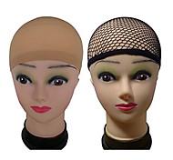 abordables -Accessoires pour Perruques Bonnets de Perruque Quotidien Classique Noir Chair