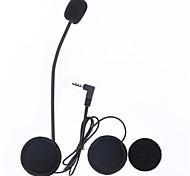economico -vnetphone presa jack da 3,5 mm v6 citofono intercom v4 accessori cuffia auricolare stereo per v6 intercom v4 casco interphone accessori parti