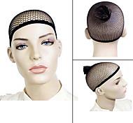 economico -Accessori per parrucche Plastica Cuffie base per parrucche Quotidiano Classico Nero