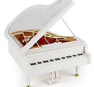 abordables -Boîte à musique Piano ABS pour Unisexe