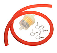 abordables -Kit de fixation de filtre à gaz à tube de tuyau de carburant pour moto 50cm pour suzuki
