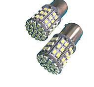 economico -Auto LED Fanale posteriore 1156 Lampadine 800 lm SMD 1012 10 W Per