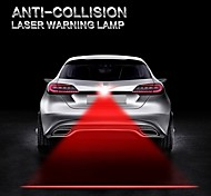 economico -auto auto anti collisione luce laser automobilistico lazer fanale posteriore fendinebbia spia luci di allarme camion moto