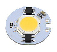 abordables -1pc 5w l'épi a mené la puce 220v smart ic pour le plafonnier diy downlight spot light chaud / blanc froid
