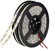 abordables -10m Bande lumineuse LED Ruban LED 600 LED 5050 SMD 10mm Blanc Chaud Rouge Bleu Lumières de bande LED Tiktok 12 V  IP65