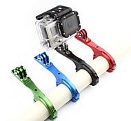 economico -Fissaggio Manubrio Regolabili Per Videocamera sportiva Gopro 6 Tutti Bicicletta Lega di alluminio