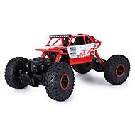 economico -Ricaricabile Telecomando Elettrico 1:18 Buggy (fuoristrada) Auto Rock Climbing Car 2.4G Per Regalo