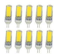 economico -10 pezzi 4 W Luci LED Bi-pin 210 lm T Perline LED COB Bianco caldo Bianco 220-240 V