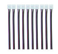 economico -KWB 10 pezzi Accessorio di illuminazione Cavo elettrico