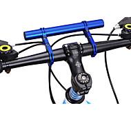abordables -31.8 mm Extension de Guidon de Vélo Fixation de Lampe Poids Léger Porte-outil Extension pour Vélo de Route Vélo tout terrain / VTT TT Alliage d'aluminium Noir Rouge Bleu
