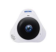 abordables -ESCAM ESCAM Q8 1.3 mp Caméra IP Intérieur Soutien 128 GB / CMOS / 50 / 60 / Adresse IP dynamique / iPhone OS