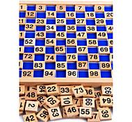 abordables -Carte d'Apprentissage Outils Pédagogiques Montessori Blocs de Construction Puzzle Jouet Educatif Jouets Educatifs Mathématiques compatible En bois Legoing Economique Education Classique Jouet Cadeau