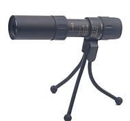 abordables -10-30 X 25mm Monoculaire Lentilles Extérieur Générique Coffret de Transport Multi-traitées BAK4 / Oui / Chasse / Observation d'Oiseaux