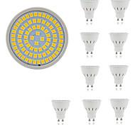 abordables -10 pièces 5 W Spot LED 400 lm GU10 GU5.3 E26 / E27 80 Perles LED SMD 2835 Décorative Blanc Chaud Blanc Froid 220-240 V