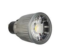 economico -1pc 7 W Faretti LED 780 lm GU10 1 Perline LED COB Decorativo Bianco caldo Luce fredda 85-265 V / 1 pezzo