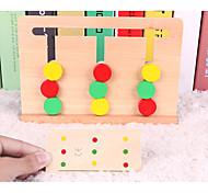 abordables -Carte d'Apprentissage Outils Pédagogiques Montessori Jeux de Logique & Casse-tête Labyrinthe Jouet Educatif Education Cool Enfant Jouet