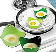 abordables -Silicone Haute qualité Pour Egg Ustensiles à œufs