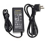 abordables -1 pc 12 V Accessoire de feuillard US EU Alimentation Adaptateur d'alimentation pour la bande LED