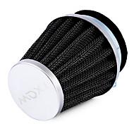 economico -Accessori dell'automobile di ziqiao filtri dell'aria di alta qualità di ferro e forte gomma flessibile elastico 1pcs 54mm filtro dell'aria