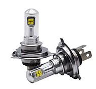 abordables -Automatique Ampoules LED Lampe Frontale T20 (7440,7443) / 3156 / 3157 Ampoules électriques 4000 lm LED Haute Performance 40 W Pour Universel Tous les modèles Toutes les Années