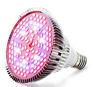 abordables -élèvent la lumière a mené la plante a augmenté la lumière a mené l'ampoule croissante 85-265v 24w 4000-5000 lm e26 / e27 120 perles menées smd 5730 blanc chaud rouge bleu bleu rohs fcc