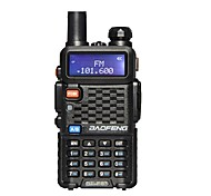 abordables -baofeng bf-f8 + alarme de poche portable 136-174mhz / 400-520 mhz fm radio bidirectionnelle radio talkie-walkie