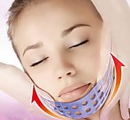 abordables -1pcs masque facial mince minceur bandage facial double menton soin de la peau anti rides