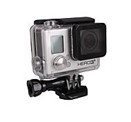 economico -Action cam / Sport cam All'aperto Portatile Custodia 1 pcs Per Videocamera sportiva Gopro 4 Gopro 3+ Immersioni Surf Snorkeling Composito / Multi-funzione