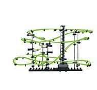 abordables -Spacerail 231-2G Petites Voiture Blocs de Construction Set de Circuits à Billes Circuit à Bille Jeu de construction Jouets Jouet Educatif Briques de construction Phosphorescent Fluorescent / Enfant