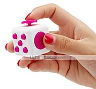 economico -Giocattoli trasformabili Cubo rotante Cubi Gioco educativo Anti-stress Novità Per bambini Per adulto Da ragazzo Da ragazza Gomma in silicone Plastica