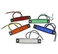 abordables -SENCART Automatique LED Lumières de décoration Ampoules électriques 120 lm SMD 2835 2.5 W 6 Pour Universel Toutes les Années 1 Pièce