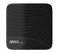 economico -Android 7.1 TV Box M8S PRO L Bluetooth 4.1 4K Amlogic S912 3GB 16GB