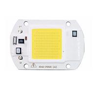 economico -1pc 20w cob led chip per faretto proiettore fai da te 220v ac bianco freddo bianco caldo 1pz