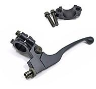 economico -Pieghevole di livello della leva della frizione di atv della bici della sporcizia del motocross di 22mm universale
