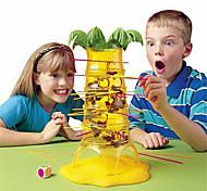 economico -Giochi da tavolo Scimmia che rotola Scimmia Giochi genitori e figlio Scimmia scompare Scimmie che cadono compatibile Plastica Legoing Professionale Saltando Feste Interazione familiare Cartone animato