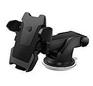 abordables -Accroche Support Téléphone Automatique Universel Téléphone Portable Téléphone portable Tableau de Bord Type de cupule ABS Accessoire de Téléphone
