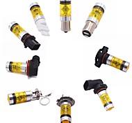 abordables -Automatique Feu Antibrouillard 9003 / T20 (7440,7443) / 3156 Ampoules électriques 3500 lm SMD 3030 100 W 20 Pour Universel Tous les modèles Toutes les Années