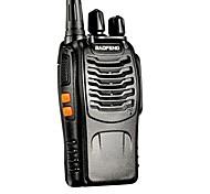 abordables -baofeng bf-888s uhf fm émetteur-récepteur haute illumination lampe de poche talkie-walkie radio bidirectionnelle interphone 16ch radio de poche intégrée dans torche led microphone qualité sonore super