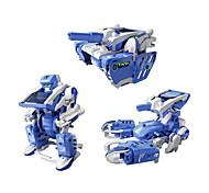 abordables -Robot Kit de Maquette Jouet Educatif Militaire Tank Galaxie Etoilée Solaire A Faire Soi-Même Education Enfant Jouet Cadeau