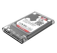 abordables -ORICO Type-C à SATA 3.0 SATA 2.0 Boîtier de disque dur externe Prêt à l'emploi / Grosses soldes / Installation sans outil 4000 GB 2139C3-CR