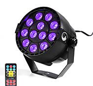 abordables -12 W 12 Perles LED Lampe LED de Scène Violet 100-240 V / RoHs / CE / FCC